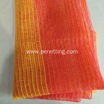 Customized orange color hdpe safety alert net